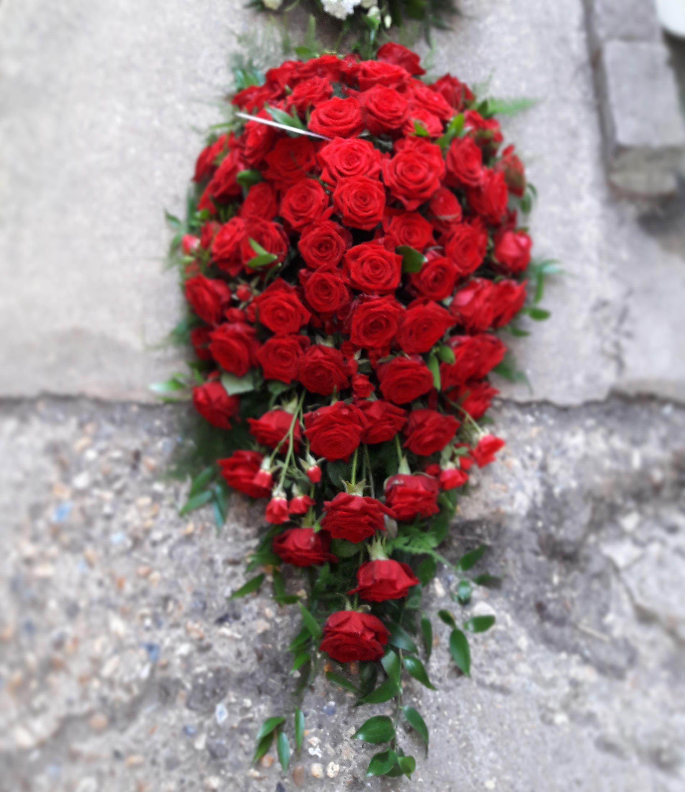 Pin by Stems of Beauty on Funeral and Sympathy Floral