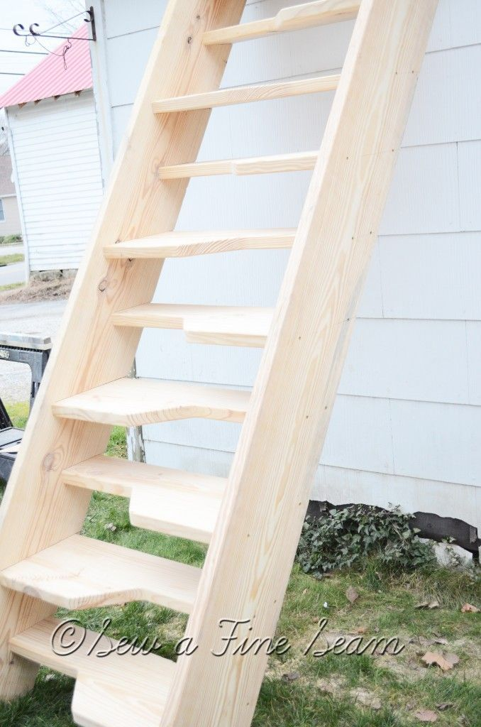 Basement Stair Ideas For Small Spaces: Random Bits And Pieces