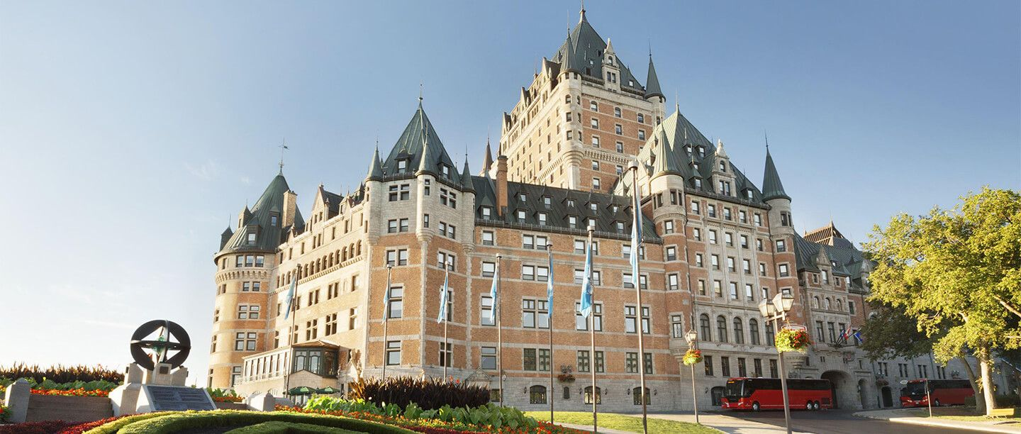 Fairmont Le Chateau Frontenac Luxury Hotel In Quebec City Fairmont Hotels Resorts In 2020 Quebec City North America Travel Travel Fun