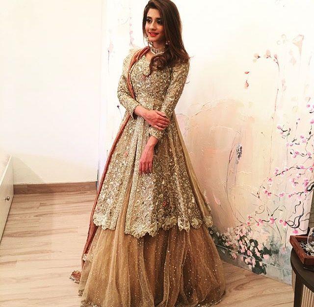 Pin by rameesha on pakistani dresses Pakistani bridal