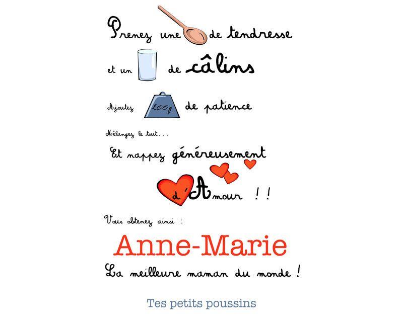 Résultat De Recherche Dimages Pour Poème Pour Maman
