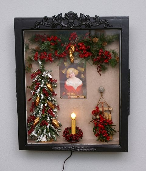 christmas shadow box $ 399 00 christmas shadow box featuring