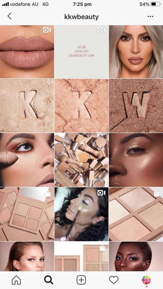 Best Instagram Feed ideas for Makeup Artists Best