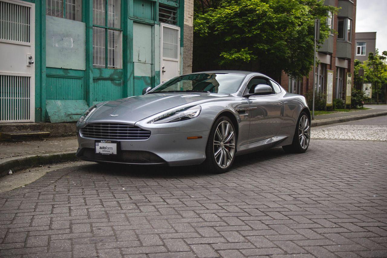 2013 Aston martin DB9 http//autoformco.ca/inventory (With