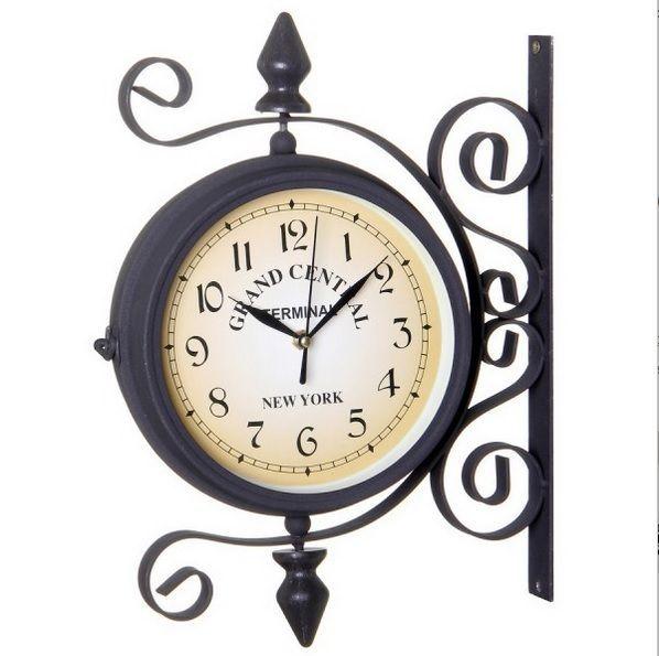 Reloj Pared De Estacion Grand Central Terminal New York