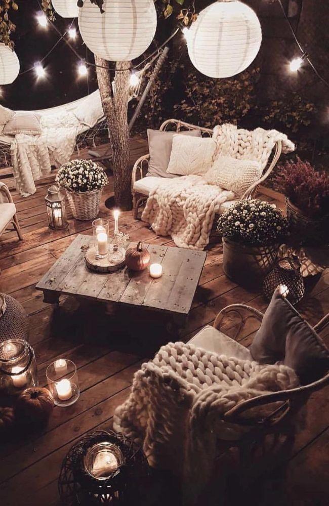Pin Von Melissa Renee Auf House Garten Lounge Zuhause Wohnen