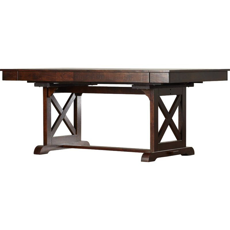 Mannox Butterfly Leaf Extendable Dining Table With Images