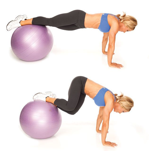 Image result for Stability Ball Roll-Up with Twist