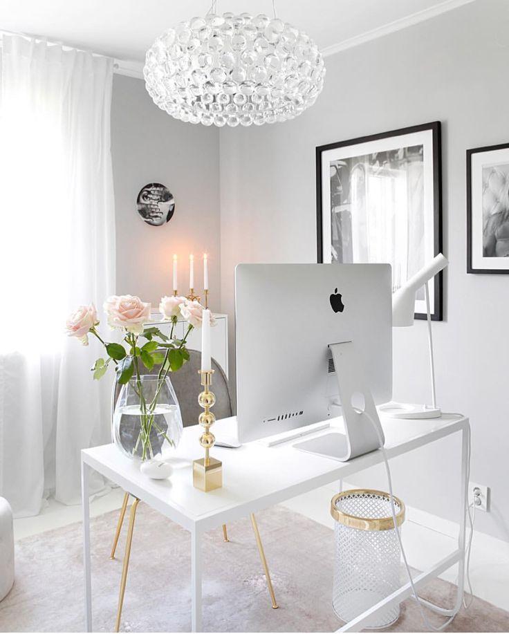 Cute office Elegant Office Design in 2019 Home office