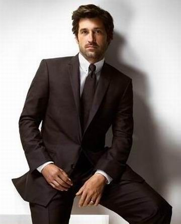 Patrick Dempseyi Love A Man In A Suit My Boyfriends