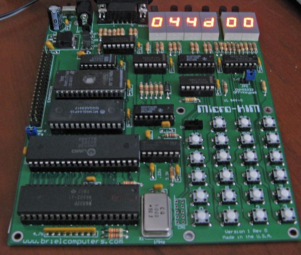 An excellent site with examples of early MOS 6502 processor