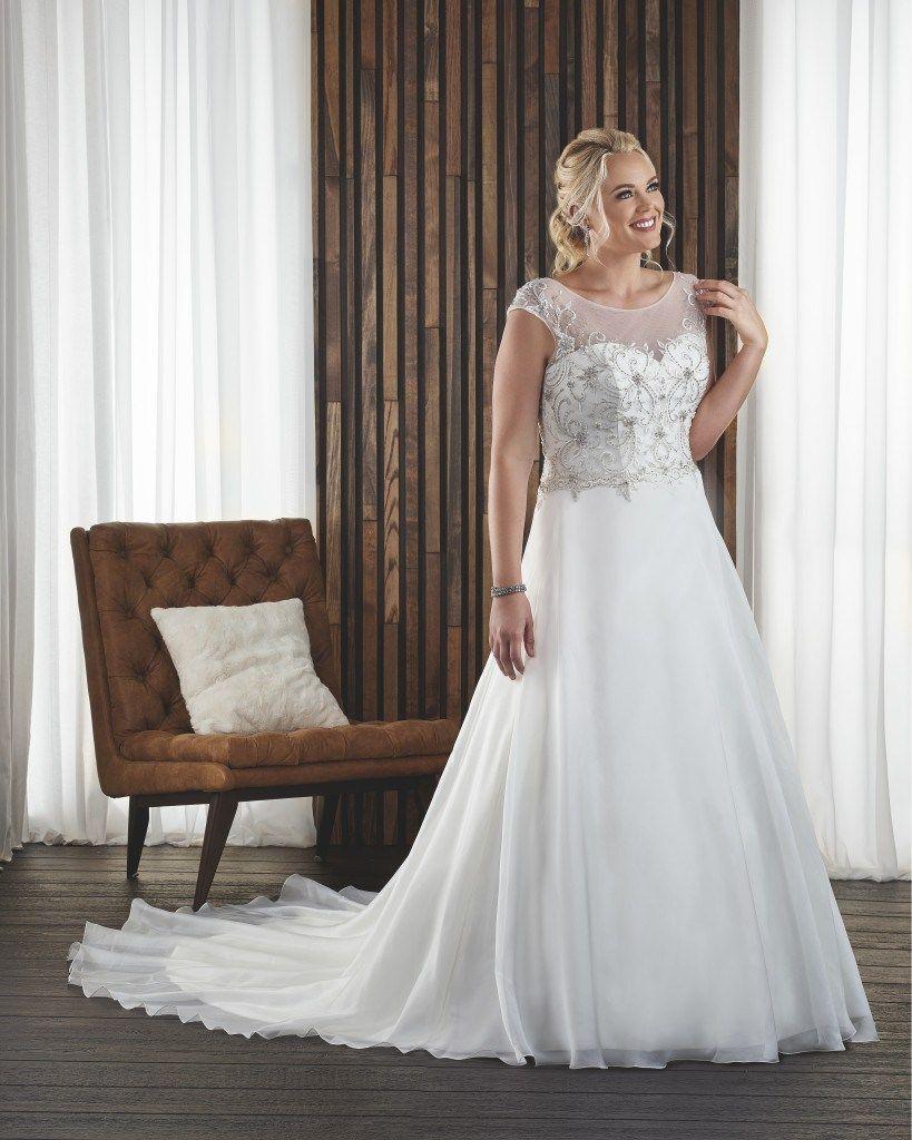 Gorgeous Bride Magazine wedding dress competition Bonny Bridal ...