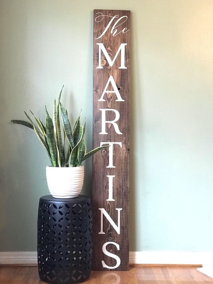 Front Porch Sign Mothers Day Gift Last Name Sign Wedding Sign