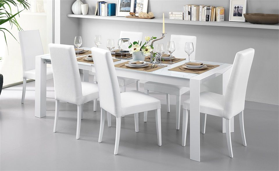 Cantori sedie ~ Stunning tavolo con sedie per cucina ideas bakeroffroad