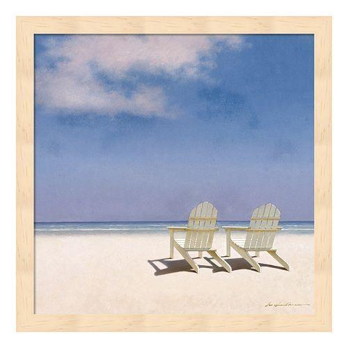 Metaverse Art Beach Chairs Framed Wall Art Frames On Wall