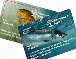 Environment Agency Fishing Rod Licence This guide helps