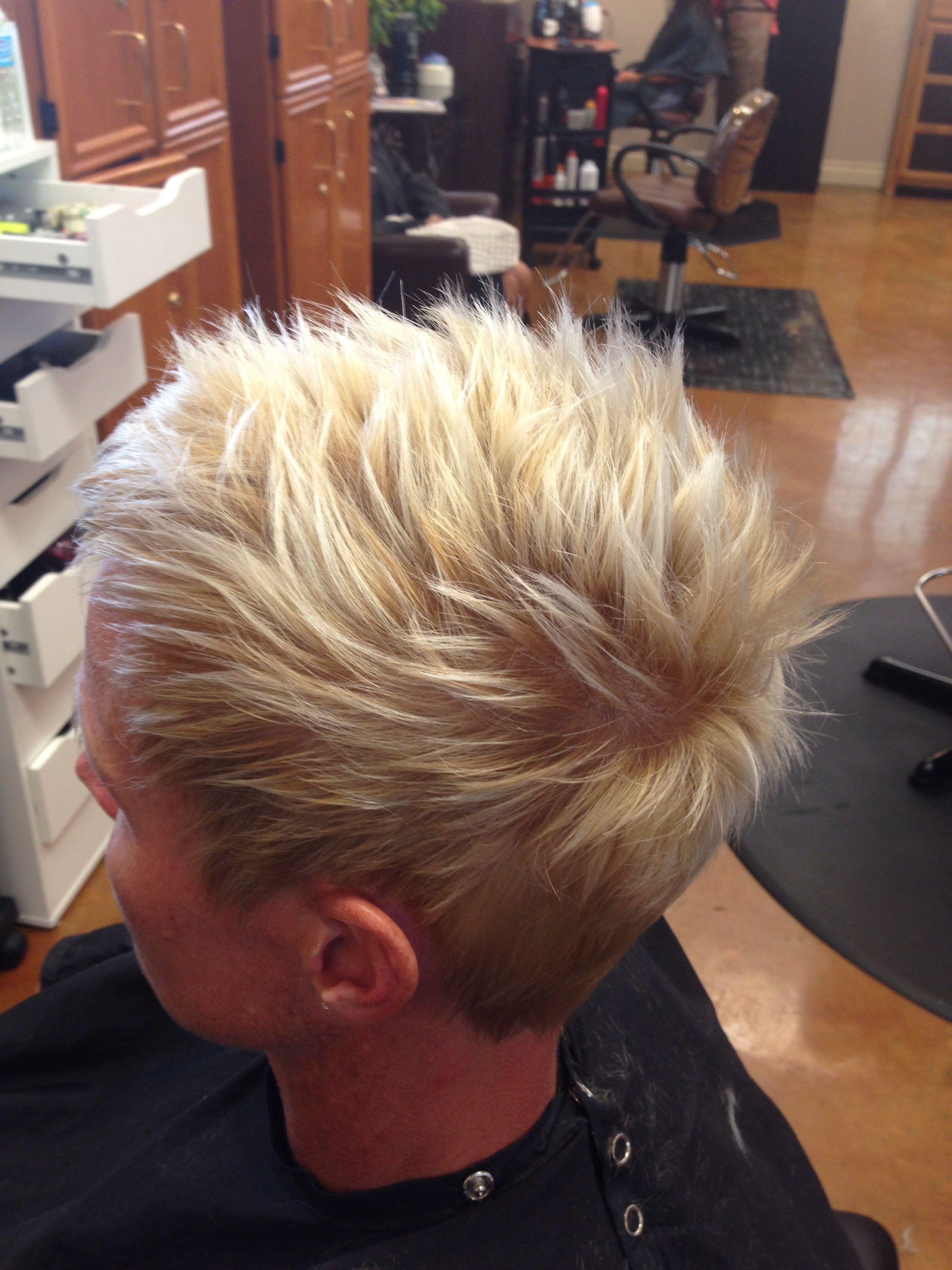 Rufsete kort hår