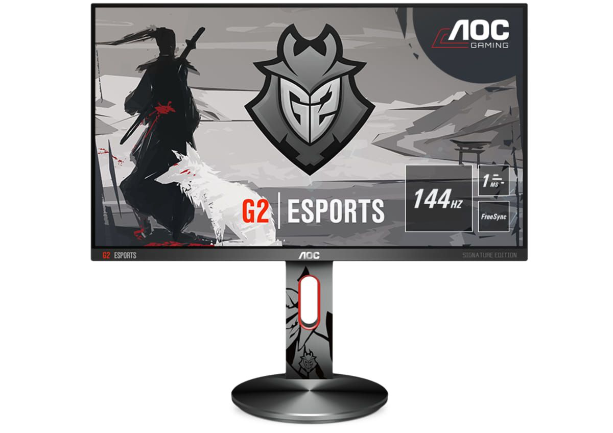 Aoc Gaming G2590px G2 Computer Monitor 62 2 Cm 24 5 Full Hd Lcd
