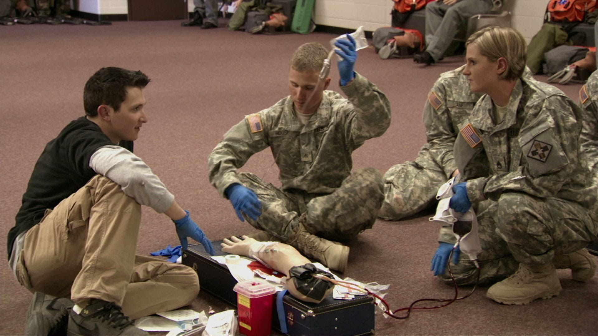 Starting Strong: 68W - Combat Medic. A day in the life of becoming ...