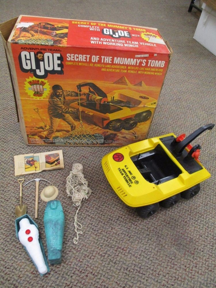 """VINTAGE GI JOE ADVENTURE TEAM /""""FATE OF THE TROUBLE SHOOTER/""""  REPLACEMENT ANTENNA"""