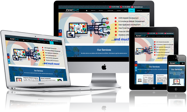 XenelSoft is leading web design and web development company, offering offshore website design and also specialize in digital marketing services. For more information visit our website.