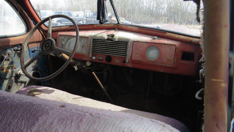 1938 buick mclauchlin for restoration $2,600. 403-606-4826