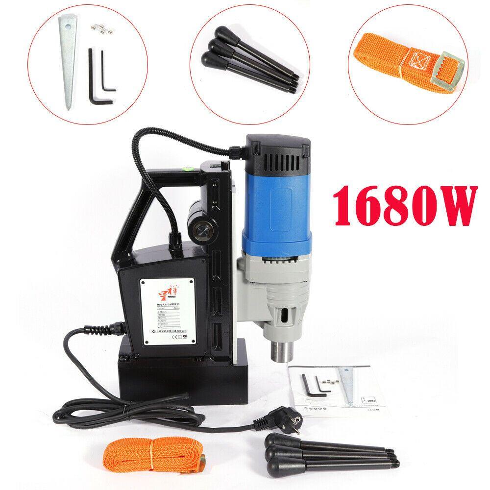 Ebay Sponsored 3 28mm Perceuse Magnetique Electrique 1680w Outil A Percer Magnetique Drille Perceuse Travaux De Peinture Pose Parquet Flottant