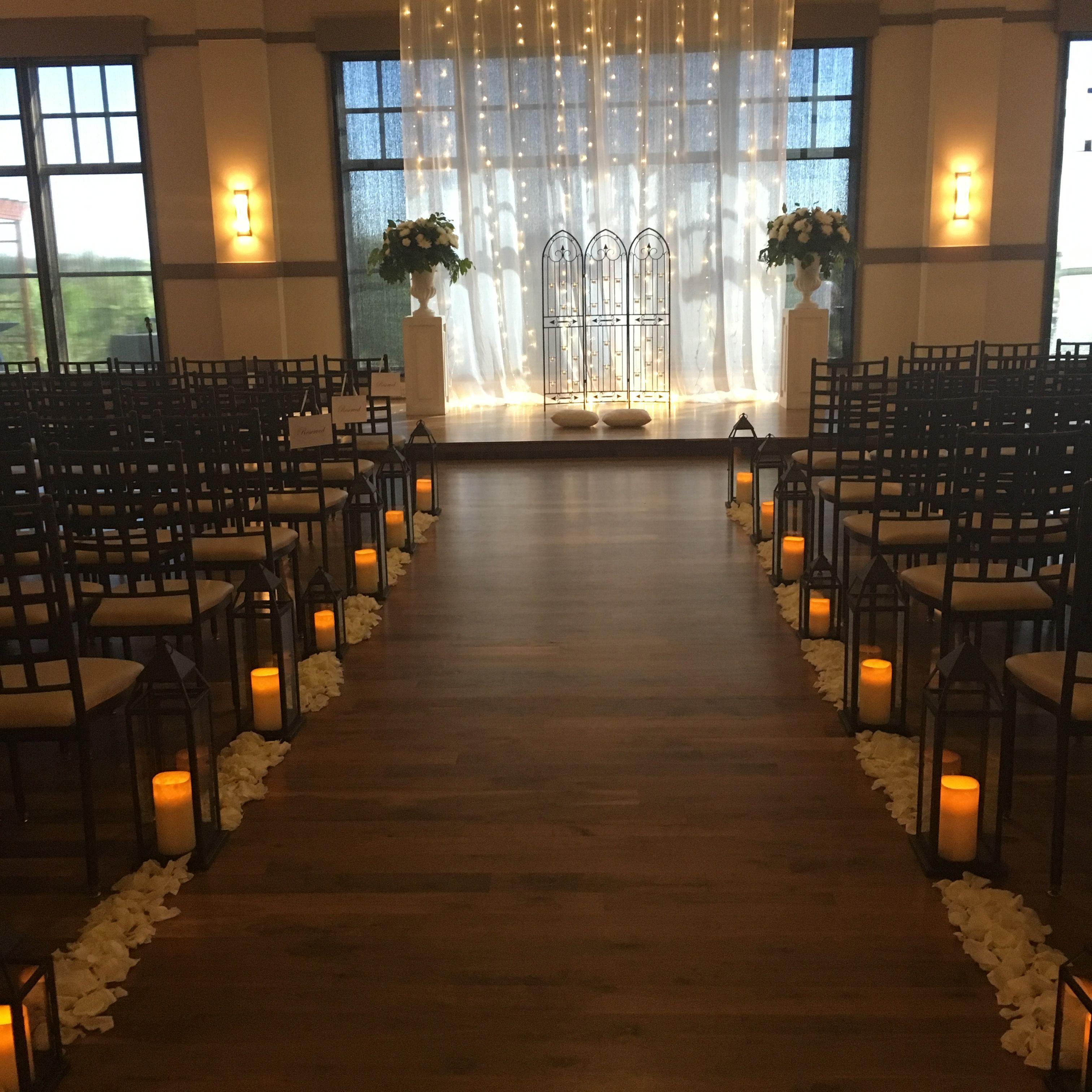 Romantic Ceremony Drapery By Noah S Event Venue San Antonio
