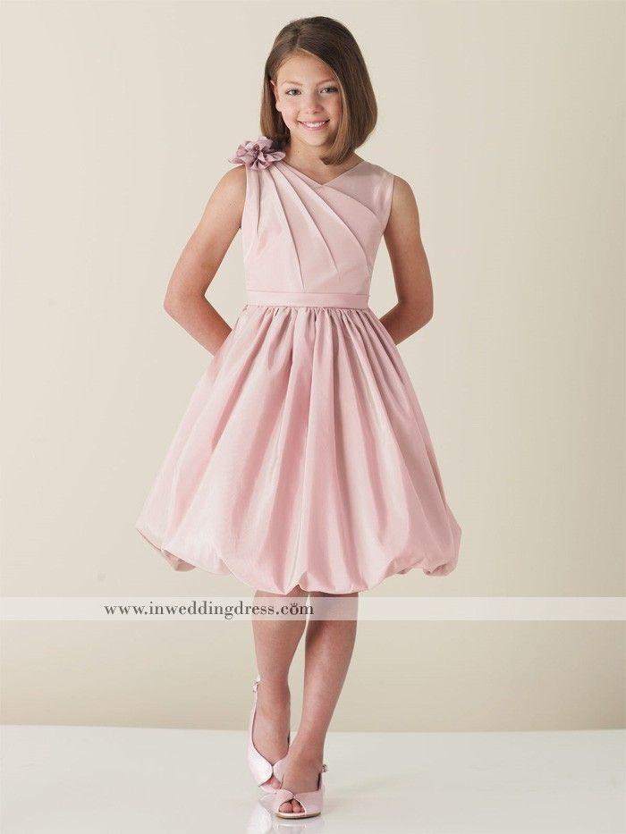 Embroidered Wedding Veil with Bow VE48N | Para niños, Moda para ...