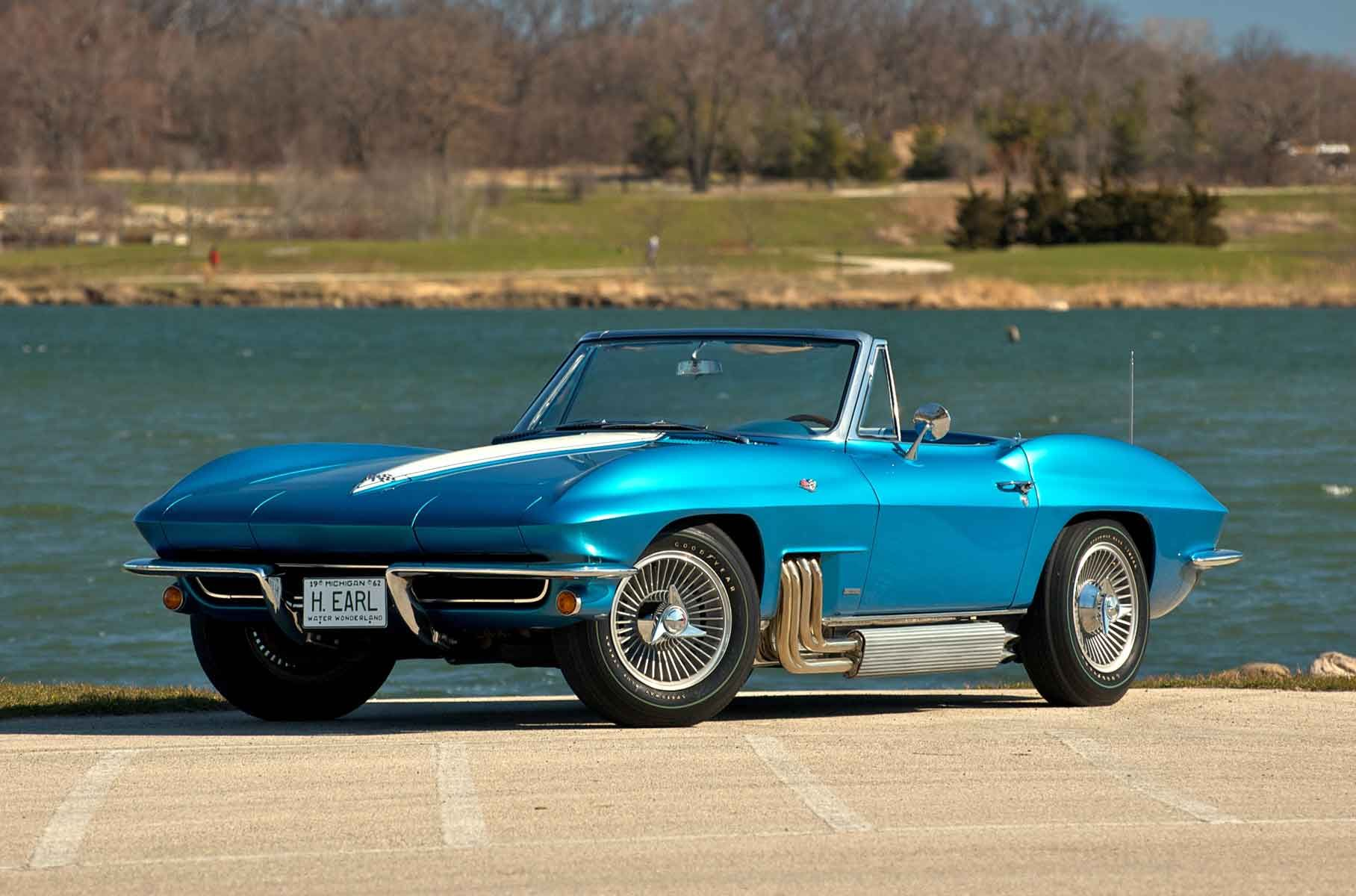 63 harley earl corvette Vettes 63 s to be Specific