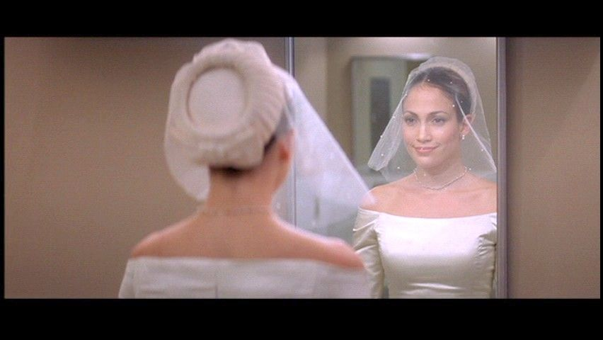 Jennifer Lopez Wedding Planner Wedding Dress