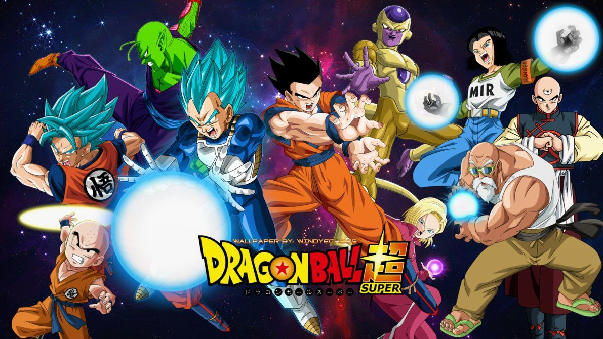 Tournament Of Power Universe 7 Team Wallpaper By Windyechoes Team Wallpaper Dragon Ball Super Dragon Ball