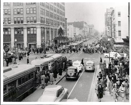 photographs of washington dc in the 1940s - Google Search