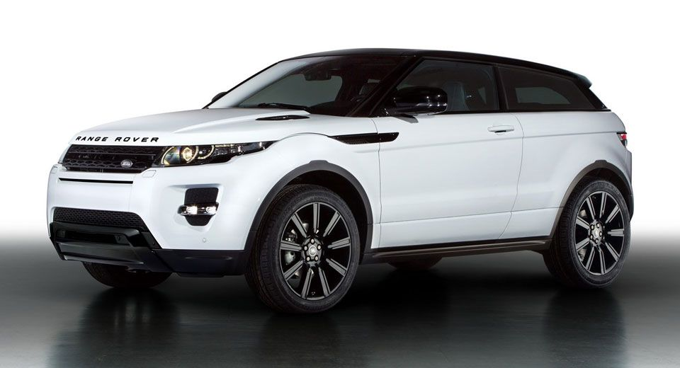 Incoming Range Rover Sport Coupe May Receive All Electric Variant Carscoops Range Rover Evoque Range Rover White Range Rover