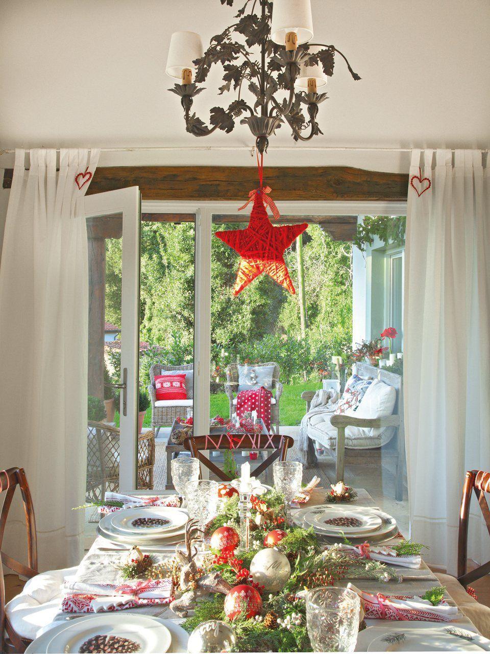 Un d a lleno de magia adornar la casa de navidad - Adornar la casa en navidad ...