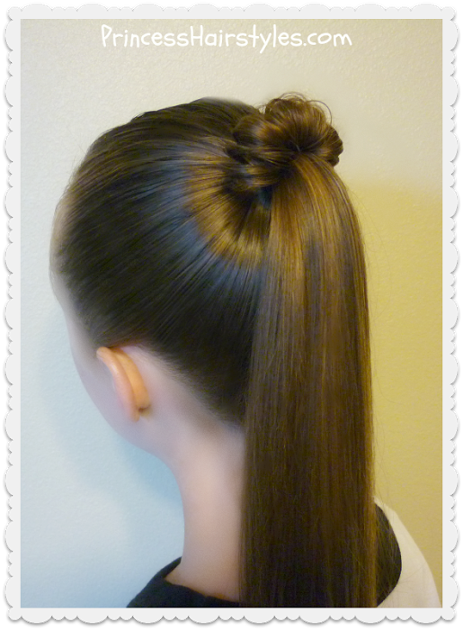 2 Updo Hairstyles For Homecoming | Princess hairstyles, Cute ponytail hairstyles, Hair styles