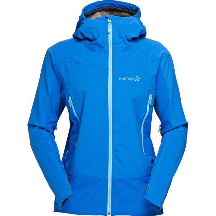 Norrøna falketind Windstopper hybrid jakke til dame | Norrøna®