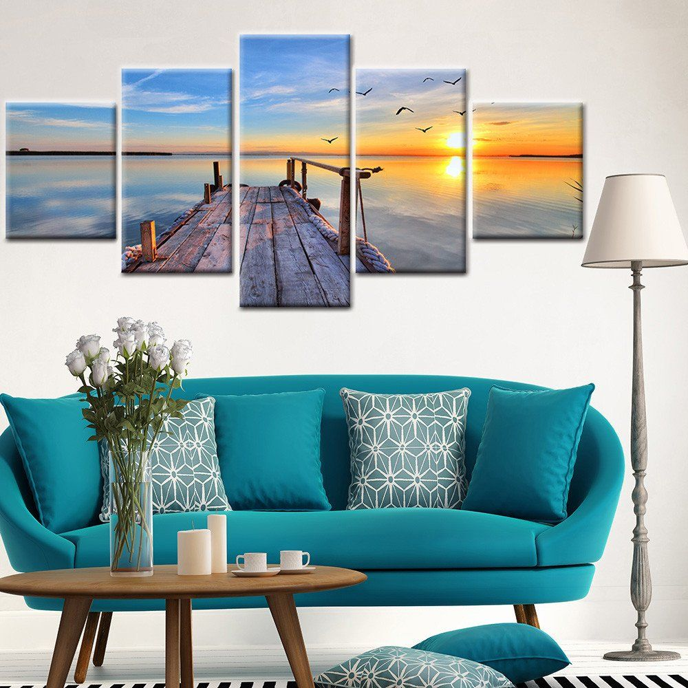 Wall Art Paintings For Living Room