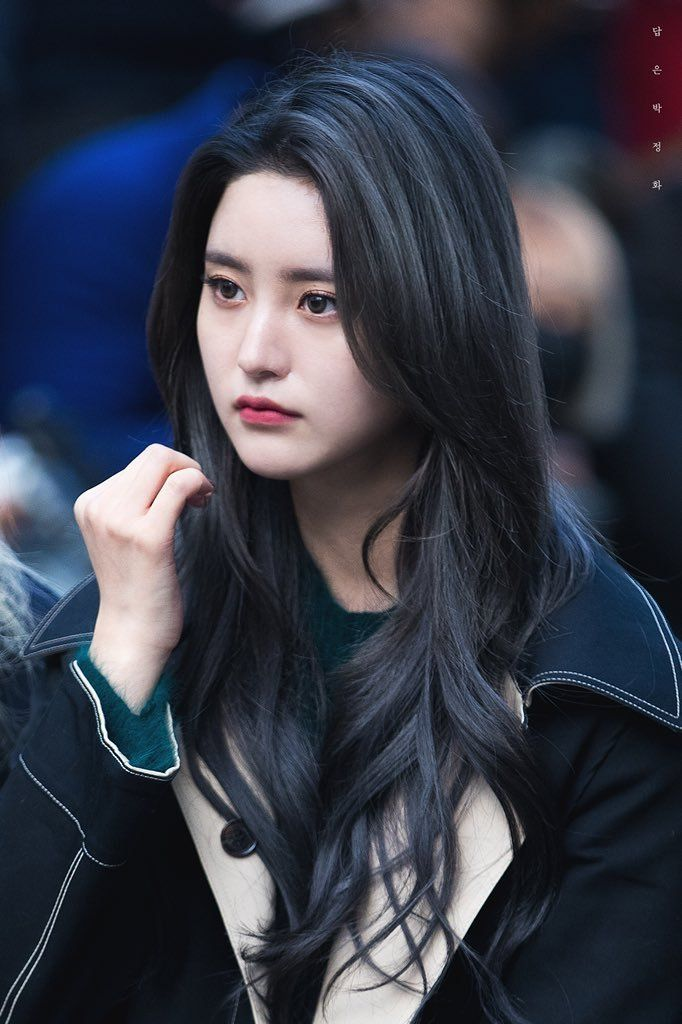 Dedicated To Female Kpop Idols Kpop Hair Hairstyle Exid Junghwa
