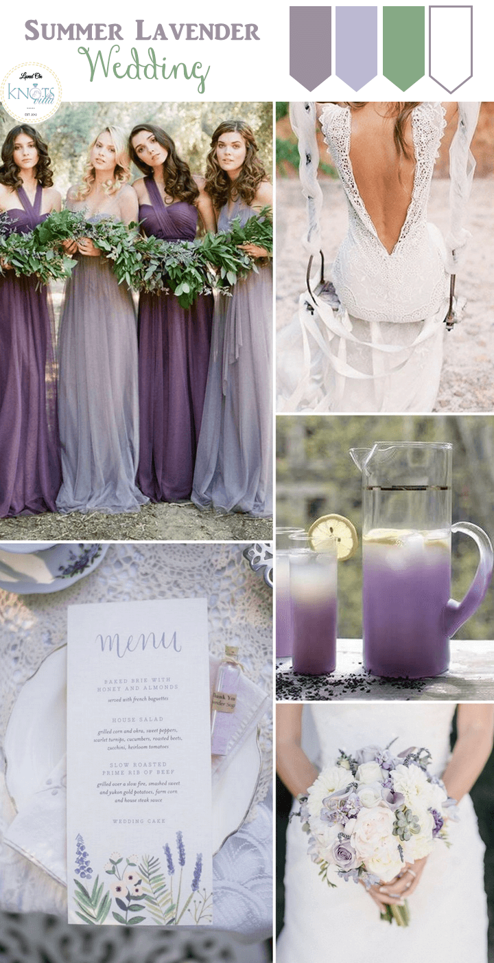 Lavender Wedding 55