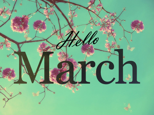 Dear March, Please Dont Be Mean To Me, The First 10 Hours Of You