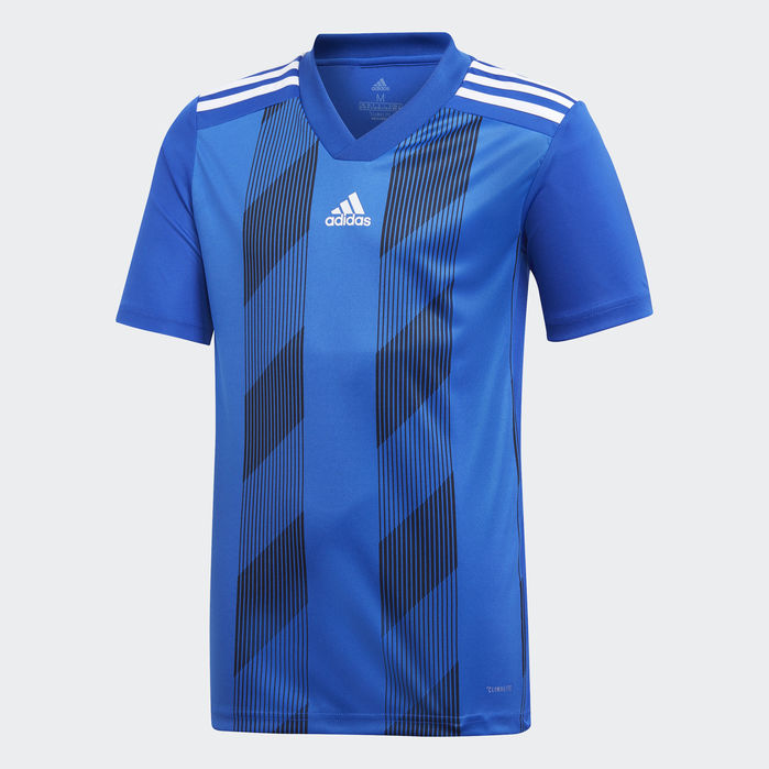 d9e36af59 Striped 19 Jersey Blue XS Kids in 2019 | Products | Blue adidas ...