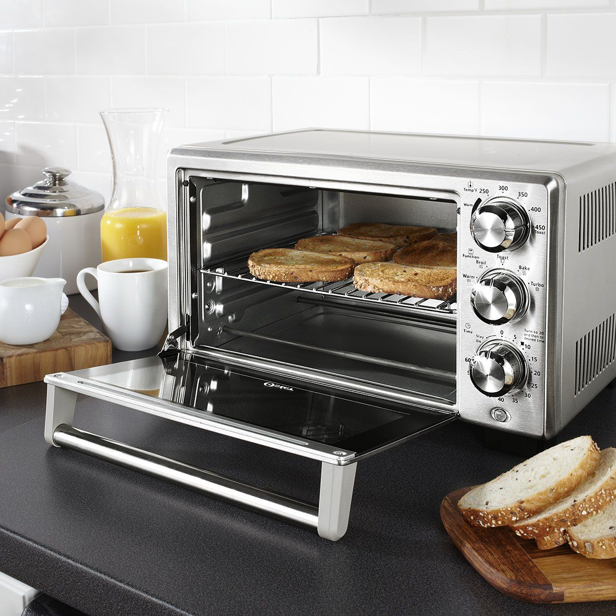 5 Best Toaster Ovens In 2020 Top Rated Baking And Cooking Toasters Fully Reviewed In 2020 Toaster Oven Toaster Oven
