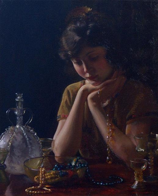 """""""Heirlooms,"""" 1922"""