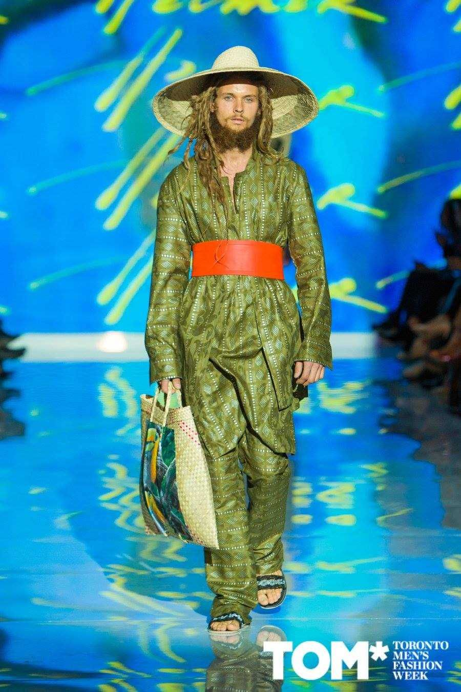 Helmer springsummer toronto fashion week male fashion