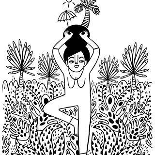 summer hot sport yoga nostress stress easy cool