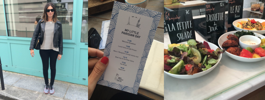Lily Pepples - Wear Life Eats: Paris