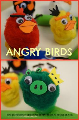 Do it yourself angry birds kids craft kid blogger network do it yourself angry birds kids craft solutioingenieria Image collections