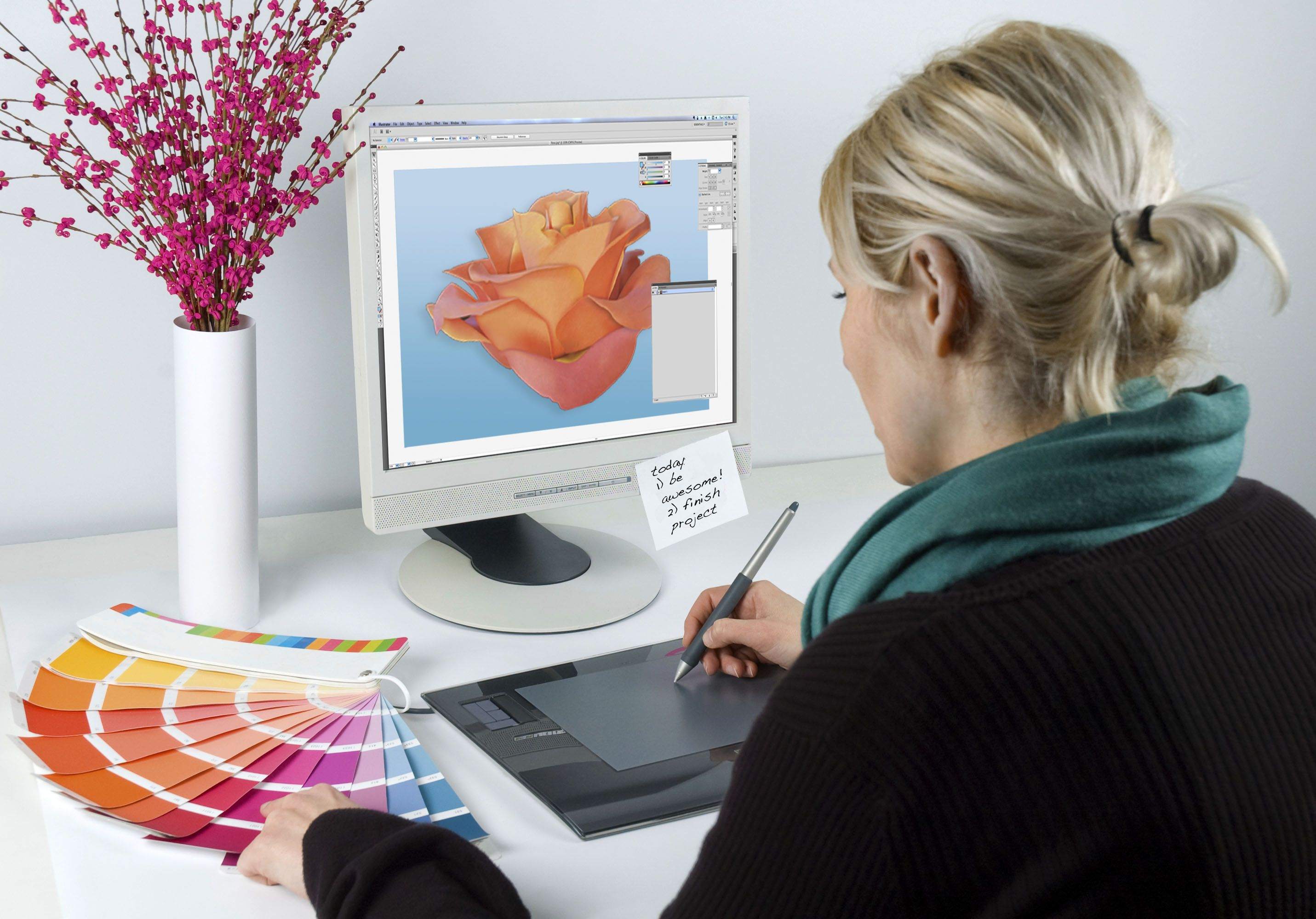 Curious about the kind of work you can do as a graphic designer ...