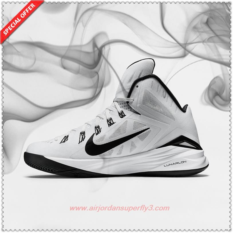 e664ffd3ead6 Mens-Womens 653483-100 Nike Hyperdunk 2014 TB White Black Outlet Stores